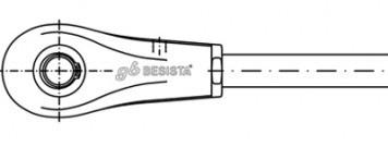 Stabanker ohne Abdeckhülsen - System BESISTA