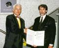 A.P. Betschart – Prix allemand de la construction métallique pour pièces en fonte, Aéroport de Stuttgart