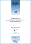 Premio de las galvanizadores alemanes 1995 para el sistema de barras BESISTA-460