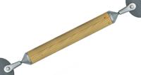 Sistema de barras de tensión BESISTA-540 para madera
