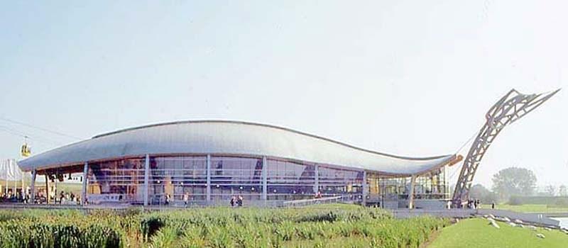 Tirantes para la construcción de madera de BESISTA - EXPO Hanóver
