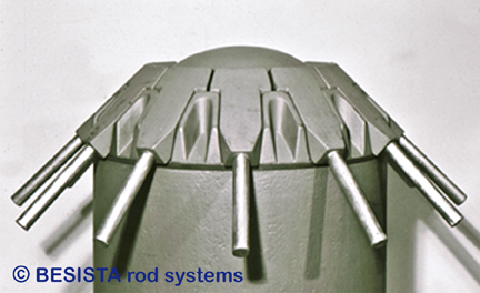 Betschart: First design of rod anchor with tension rods from 05.05.1983 - 347