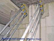 Tension rods system BESISTA for the refurbishment of the EWS Arena, Göppingen - 18