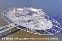 Tension rod systems from BESISTA form