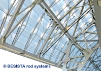Tension rod systems/compression strut systems BESISTA for entire Olympic stadium Sochi - 652