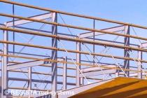 Design systèmes de barres de BESISTA pour le contreventement et la suspension pour l'EXPO Hannover - 54