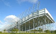 Systèmes de barres tendues BESISTA pour les haubanages et contreventements - 160