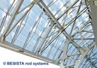 Systèmes de tirants et tirant de compression BESISTA pour tout stade olympique Sochi - 652