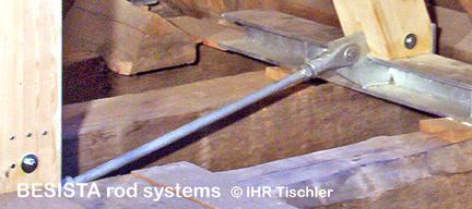 Tirantes/miembros a tensión sistema BESISTA para saneamiento St. Gumbertus Ansbach - 11