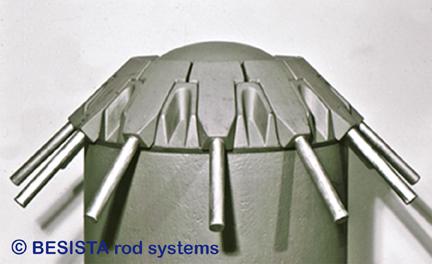 Betschart: primer diseño de un anclaje de barra con tirantes del 05.05.1983 - 347