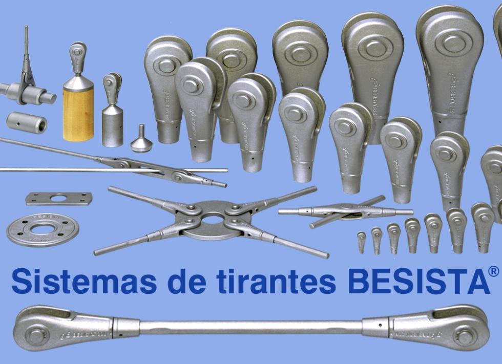 Sistemas de tirantes y sistemas de compresión - surtido de productos BESISTA - 370