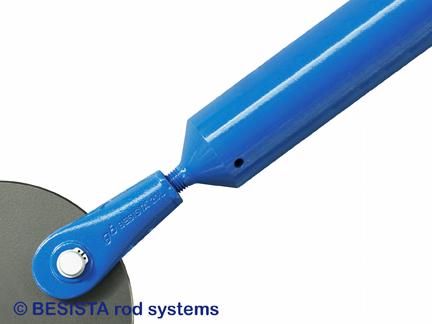 Sistema de barras de compresión de barra de compresión mecanizada y anclaje de barra - 404