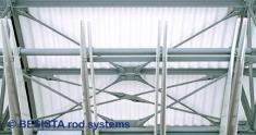 Sistemas de atirantado BESISTA para el arriostramiento de acero, madero y fachadas - 09
