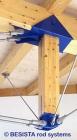 Barras de tensión y anclajes BESISTA para arriostramiento en construcción de madera - 112
