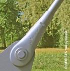 El sistema de barras diseño BESISTA compuesta por cabezal y tirante - 290