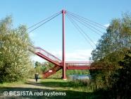 Sistemas de atirantado BESISTA para el tirante de los pilones - 482.6
