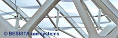 BESISTA barras de compresión y sistemas de tirantes para arriostramiento - estadio Sochi - 650