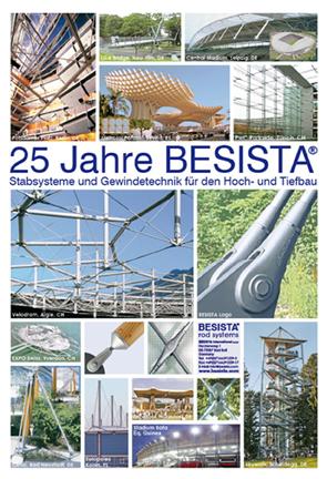 Betschart Plakat 2012 - 25 Jahre BESISTA Stabsysteme - 212