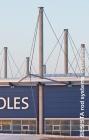 Abspannungen mit BESISTA Zuggliedern von den Pylonen aus Beton - 468