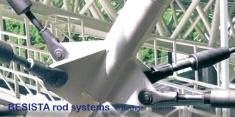 Stabanker/Gabelköpfe und Reduzierstäbe von BESISTA für die Seilanschlüsse - 489