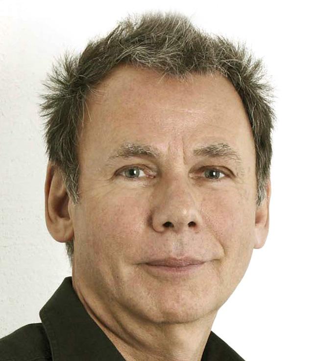 Dr.-Ing. Anton-Peter Betschart - Leitung Technik, Entwicklung, Design