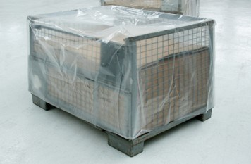 BESISTA system elements ready for shipping in iron-barred boxes