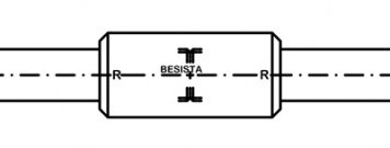 Extension sleeves - System BESISTA