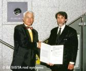 Betschart - Steel Design Award for the branch columns at Stuttgart Airport - 232