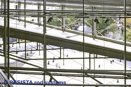 Systèmes d'haubanage BESISTA pour haubanages et haubanages arrières - 195
