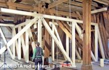 Barres tendues/ancrages système BESISTA pour assainissements dans les construction en bois et en acier - 12