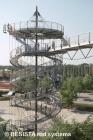 Systèmes d'haubanage BESISTA pour la suspension de la structure en acier, BuGa, Weil am Rhein - 71