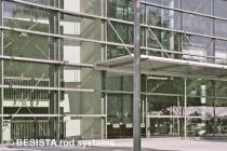 Systèmes d'haubanage de BESISTA tirants et fourches pour les haubanages - 115