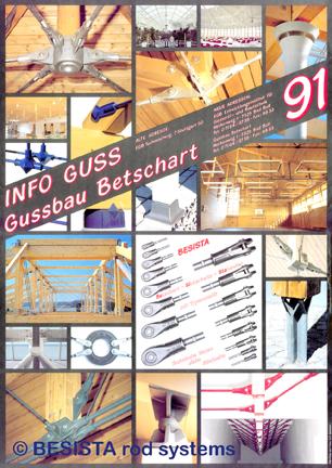 Betschart Plakat 1991 vom Zugstab- und Druckstabsystem BESISTA-1-355 - 213