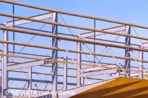 Design-Stabsysteme von BESISTA zur Aussteifung und Abhängung für EXPO Hannover - 54