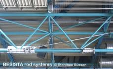 BESISTA Zugglieder mit Stabanker für die Unterspannung - 486