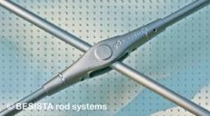 Kreuzanker von BESISTA für Windverbände im Stahlbau, Holzbau, Fassadenbau - 521